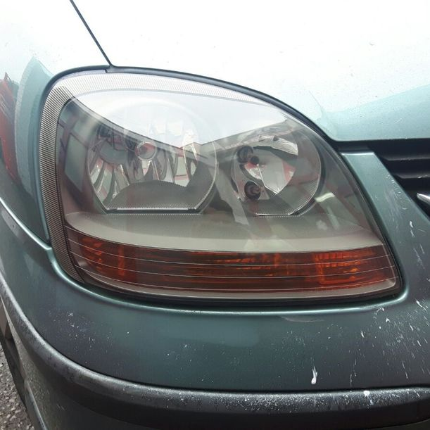 car headlight repair
